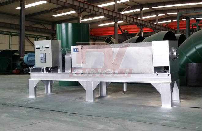 Garbage Dewatering Machine3